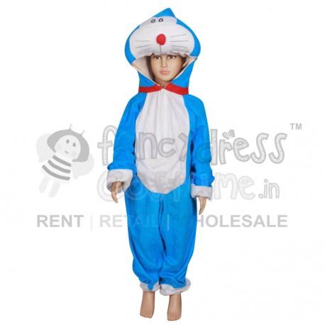 Doremon Costume