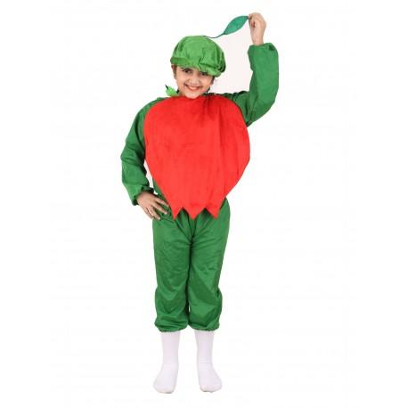 Apple Costume